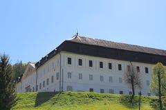 Castle και μουσείο σε Svaty Anton, Σλοβακία Στοκ Εικόνες