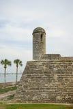 Castle και φοίνικας Στοκ φωτογραφία με δικαίωμα ελεύθερης χρήσης