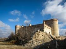 Castle σε Arevalo, Avila, Καστίλλη Υ Leon, Ισπανία Στοκ Εικόνες