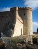 Castle σε Arevalo, Avila, Καστίλλη Υ Leon, Ισπανία Στοκ Φωτογραφίες