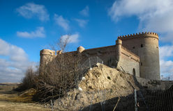 Castle σε Arevalo, Avila, Καστίλλη Υ Leon, Ισπανία Στοκ εικόνες με δικαίωμα ελεύθερης χρήσης