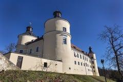 Castle σε Velika Nedelja Στοκ εικόνα με δικαίωμα ελεύθερης χρήσης