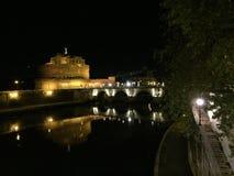 Castle του ιερού αγγέλου στοκ φωτογραφίες