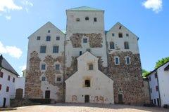 Castle του Τουρκού, Φινλανδία στοκ φωτογραφία με δικαίωμα ελεύθερης χρήσης