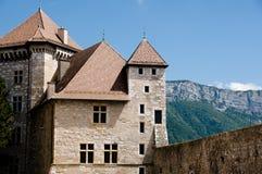 Castle του Annecy - της Γαλλίας Στοκ Εικόνες