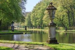 Castle' парк de Haar s Стоковые Фотографии RF