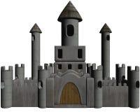 Castle 02 Royalty Free Stock Photo