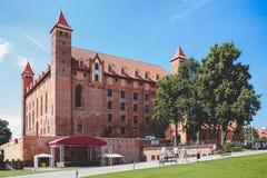 The castle stock photos