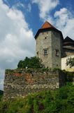 Castle. Sovinec.North Moravia,Czech republic Royalty Free Stock Image
