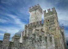 Castle. Stock Photo