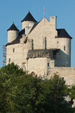 Castle. In southern Poland, in Silesia Stock Images