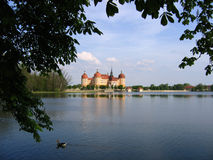 Castle. In Moritzburg Germany, close to Dresden Royalty Free Stock Photos