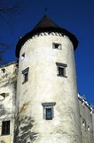 Castle. Medieval castle in Poland. View Royalty Free Stock Image
