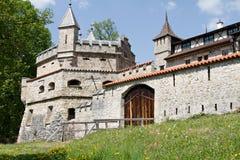 Castle Στοκ Φωτογραφία