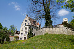 Castle Stock Image