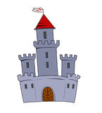 Castle Royalty Free Stock Photos