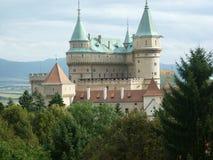 Castle Bojnice Stock Image