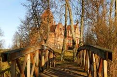 Castle. Royalty Free Stock Photos