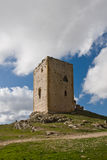 Castle. In Teba, Malaga, Spain Stock Photos