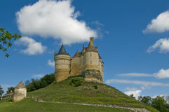 A castle Stock Photography