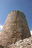 Castle. Wygiezlow - Poland Royalty Free Stock Photo