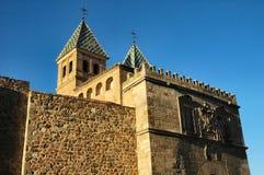 Castle. Spanish castle Stock Photos