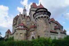 Castle Στοκ εικόνες με δικαίωμα ελεύθερης χρήσης