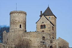 Castle. In Bedzin, Architecture Europe Royalty Free Stock Photo