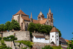 Castle. Old castle,Germany city Breisach Stock Photography