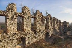 Castle. Rabsztyn - Poland Royalty Free Stock Photography