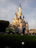 迪斯尼乐园巴黎Castle公主 库存图片