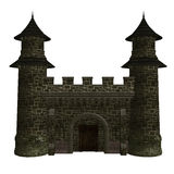 Castle Royalty Free Stock Images