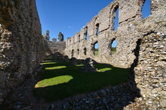 Castle Acre Priory Stock Photography