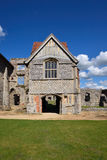 Castle Acre Priory - Abbott's House Royalty Free Stock Photo