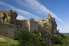 castle Aggstein Royalty Free Stock Image