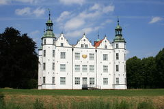 Castle Ahrensburg Royalty Free Stock Image