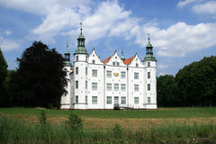 Castle Ahrensburg Royalty Free Stock Images