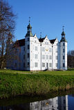 Castle of Ahrensburg Royalty Free Stock Images