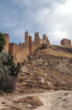 Castle of Albarracin Royalty Free Stock Photo