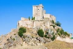 Castle of Alburquerque Royalty Free Stock Photography