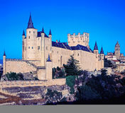 Castle Alcazar, Spain Stock Images
