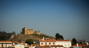 Castle alcobaca Stock Photos
