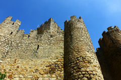 Castle of Almourol, Portugal Royalty Free Stock Images