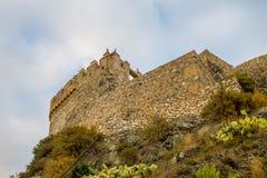 Castle Almuñecar σε Almuñecar, Γρανάδα στοκ εικόνες με δικαίωμα ελεύθερης χρήσης