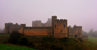 Alnwick Castle Royalty Free Stock Photography