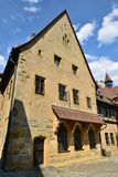 Castle Altenburg in Bamberg, Germany Stock Image