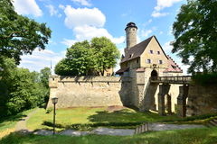 Castle Altenburg in Bamberg, Germany Stock Images