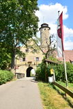 Castle Altenburg in Bamberg, Germany Royalty Free Stock Image