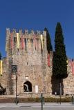 Castle of Alter Do Chao, Beiras region, Stock Image