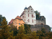 Castle Alzenau, Germany Royalty Free Stock Images